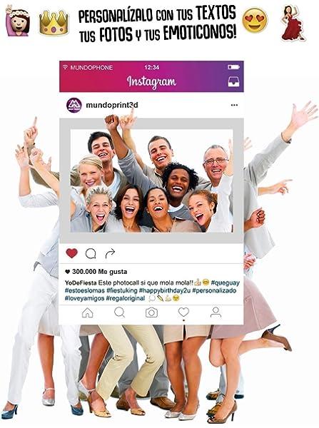 setecientosgramos Photocall Instagram | 80x110 | Ventana ...