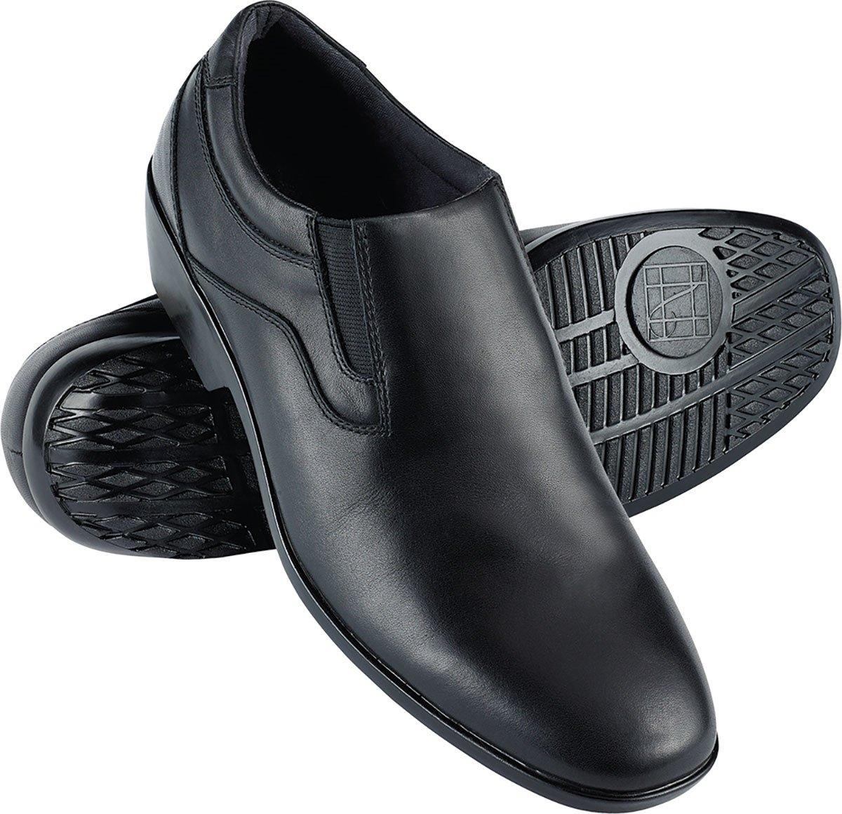 Style Plus Women's Rev Step Marching Shoe 10W Black
