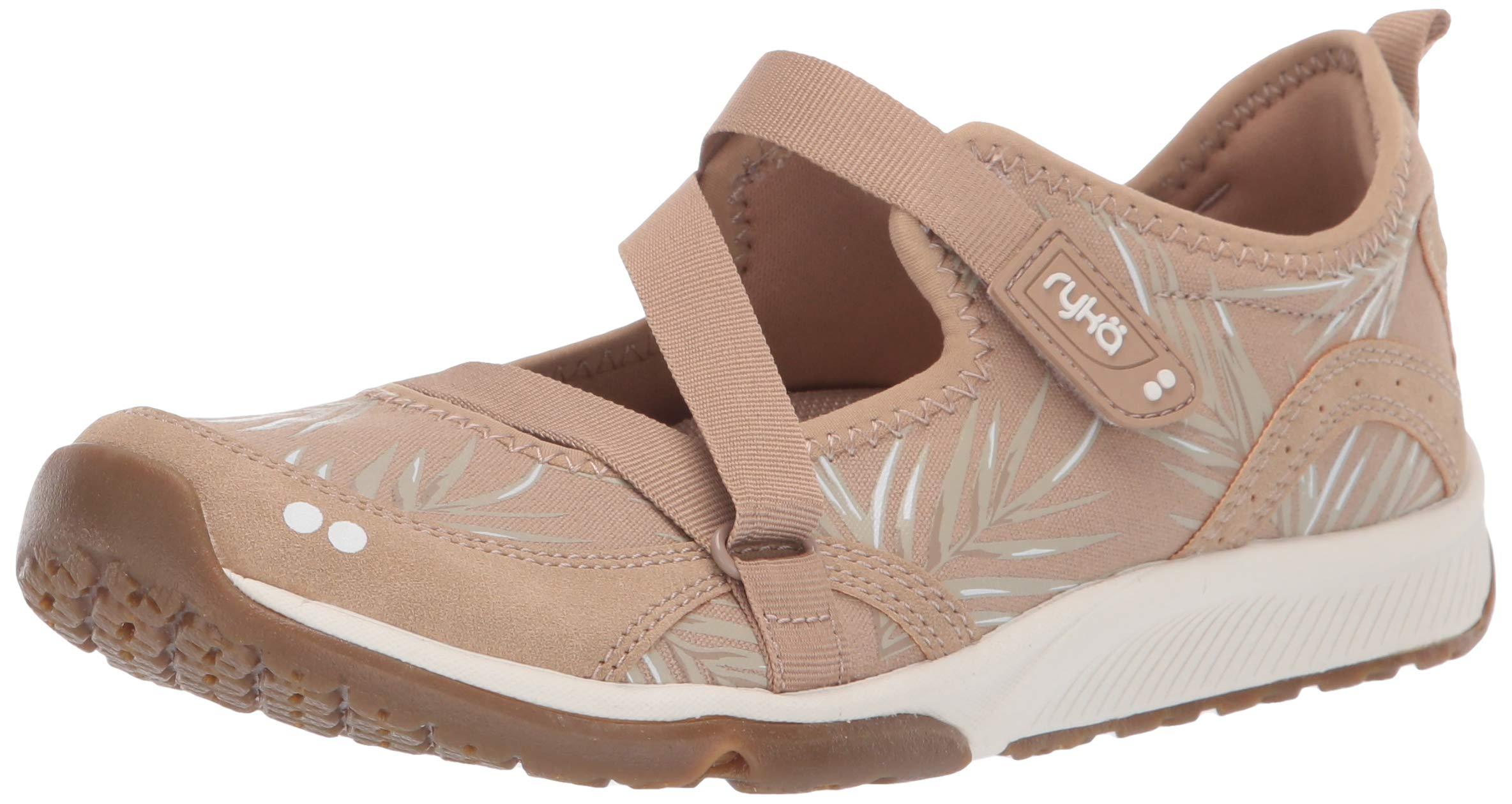 Ryka Women's Kailee Walking Shoe, Taupe, 6 M US