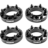 Krator 4pc Full Hub Centric Wheel Adapters Compatible with 2001-2018 Toyota Tacoma (6 Lug Only)