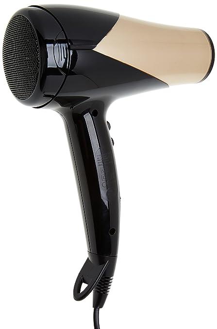 Philips HP8182/00 SalonDry Control Secador (Negro/dorado): Amazon.es: Salud y cuidado personal
