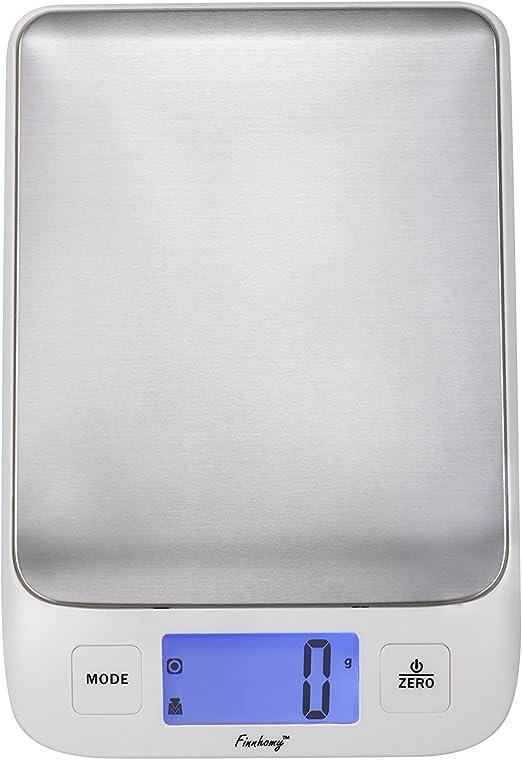 0.001~5KG Big LCD Display Digital Scale Home Cooking Baking Store Weighting Tool