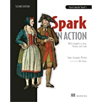 Spark in Action, Second Edition