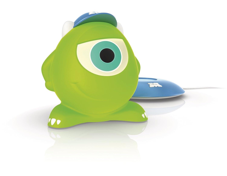 Philips Veilleuse pour Enfant LED Forme de SoftPal Disney Sulli Matière synthétique Bleu 717058316