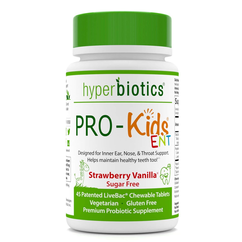 PRO-Kids ENT: Children's Oral Probiotics