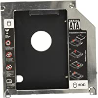 WONDERFUL GEEK Adaptador - Caddy Universal para Segundo Disco Duro 9.5mm Macbook HDD SSD