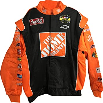 Amazon.com : NASCAR Tony Stewart #20 Home Depot Firesuit ...