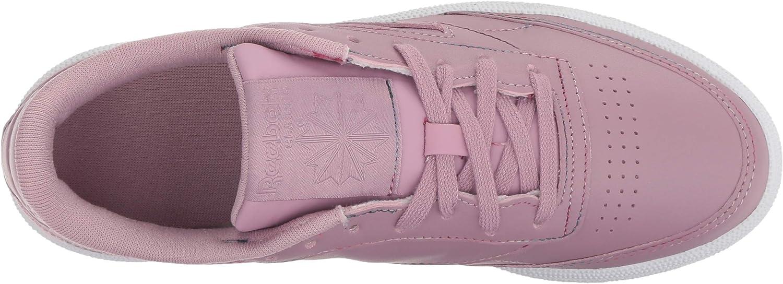 Reebok Club C 85, Tennis Femme Space Dye Infused Lilac S