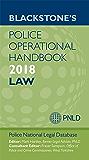 Blackstone's Police Operational Handbook 2018