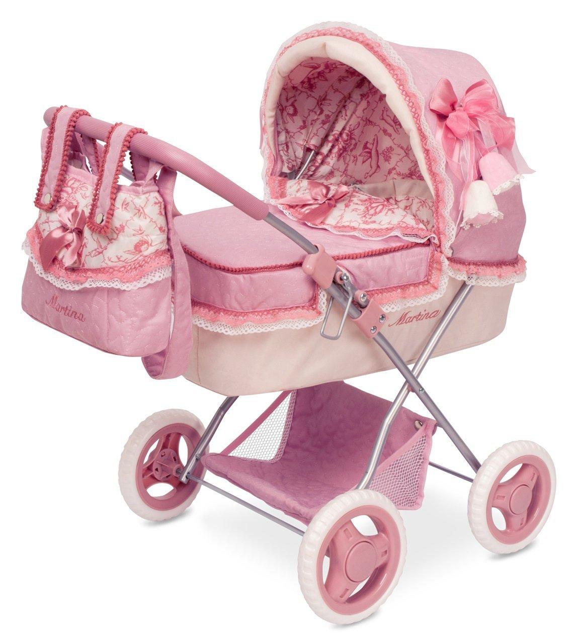 DECUEVAS Toys Auto, S.L. – Puppe Martina, zusammenfaltbar, Mehrfarbig (85026)