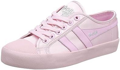 Gola Coaster Neon Rose - Chaussures Baskets basses Femme