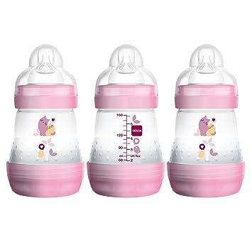 Amazon.com: Botellas para bebés alimentados con leche ...