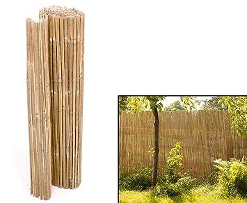 Split Bamboo Mat 180 X 300 Cm Privacy Screens Gespaltenem Bamboo