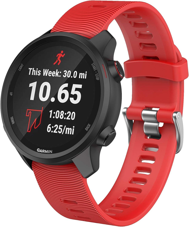 Isabake Armband Für Garmin Forerunner 245 Elektronik
