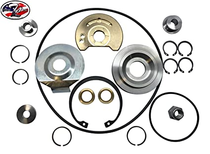 Schwitzer Borg Warner S400 Turbo Rebuild Kit