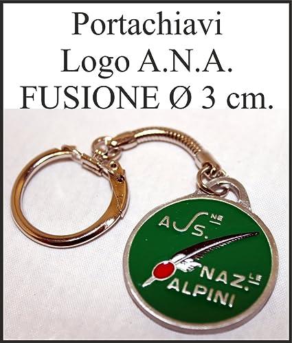 PORTACHIAVI ALPINI ANA CAPPELLO ALPINO MODELLO 4 Nuovo A.N.A. TROFEO ... ed37f2d24ac4