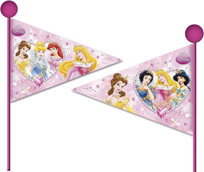 Disney Baby Banderín para bicicleta Princesas Disney: Amazon.es: Bebé