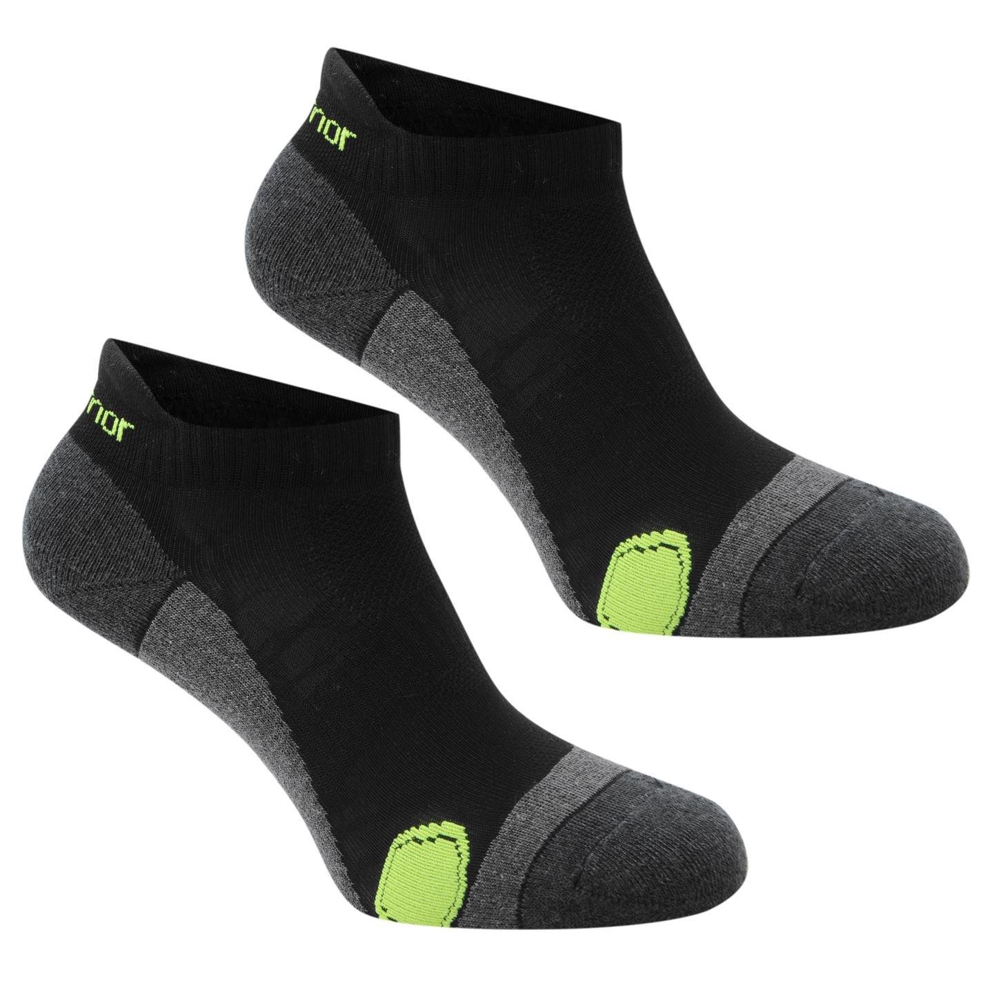 Karrimor Mens 2 Pack Running Sport Socks Moisture Wicking