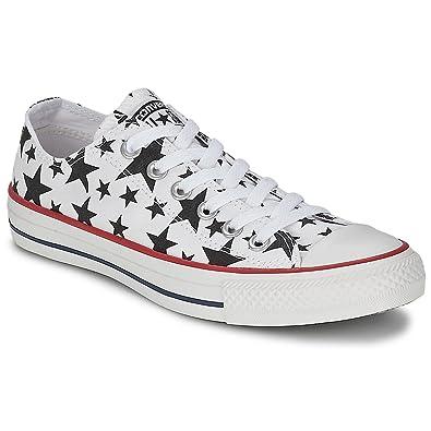 9cd59e427b Converse Chuck Taylor All Star Multi Star Print OX Sneaker Herren ...