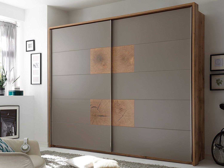 möbelando Dormitorio Armario de puertas correderas – Armario ropero Armario Constantin I: Amazon.es: Juguetes y juegos