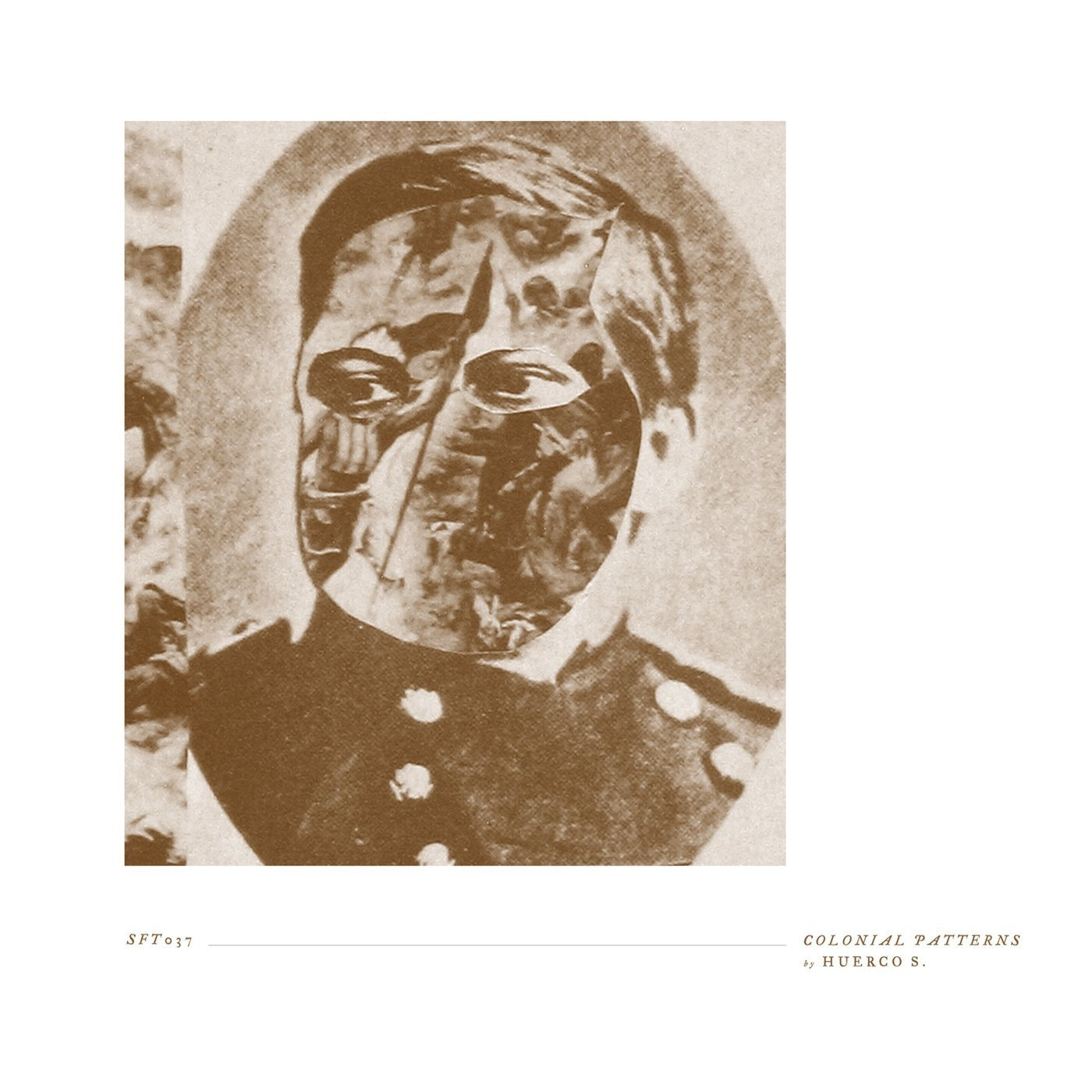 CD : Huerco S. - Colonial Patterns (CD)