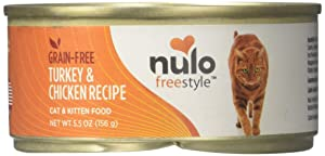 Nulo Freestyle Turkey/Chicken Can Cat Food