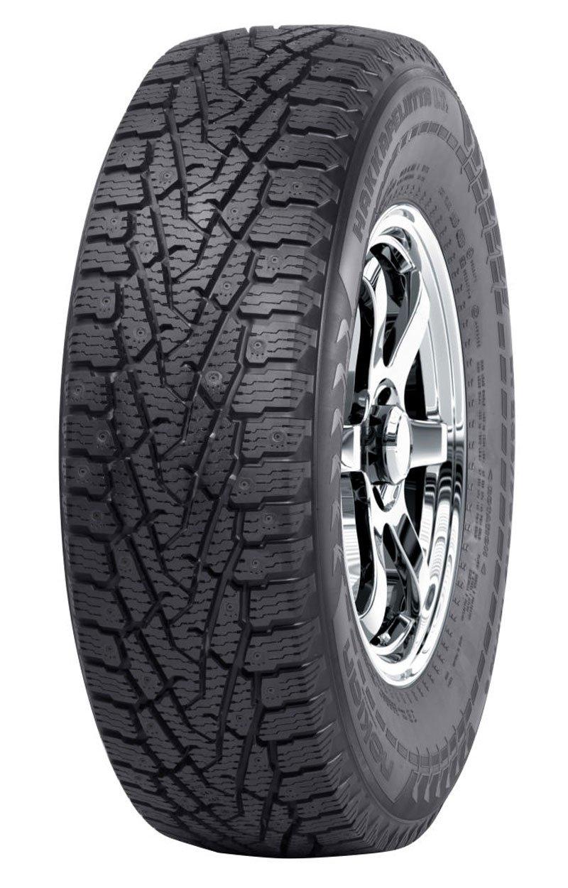 LT265//75R16 123//120Q E Nokian Hakkapeliitta LT 2 Winter Tire