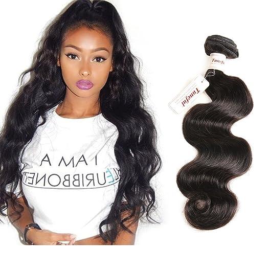 Tuneful brazilian virgin hair weave 1 bundle silky body wave hair tuneful brazilian virgin hair weave 1 bundle silky body wave hair weft 7a unprocessed remy human pmusecretfo Image collections