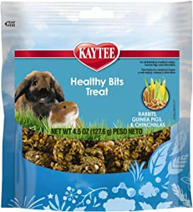 Kaytee Forti-Diet Pro Health Healthy Bits Rabbit, Guinea Pig Chinchilla Treat