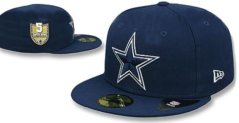 158cd9c8c ... ireland dallas cowboys 5x super bowl champions new era snapback hat cap  navy blue 584c1 c5fe3