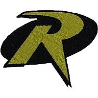 Application DC Comics Batman Robin Logo Patch