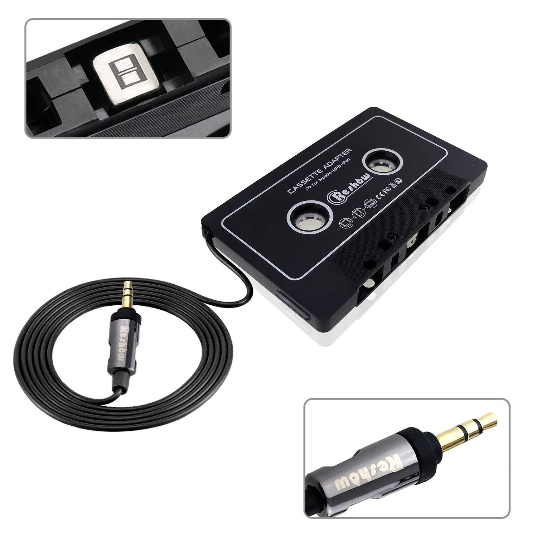 Aicheche Car Audio aux Cassette Adapter wen-CA-1-4