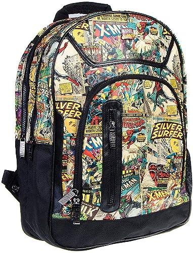 Marvel Unisex Adults Retro Backpack