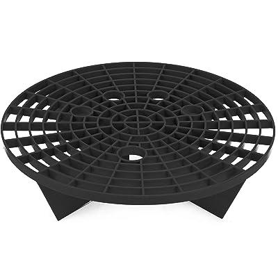 VIKING 923601 Bucket Insert Grit Trap, Black: Automotive