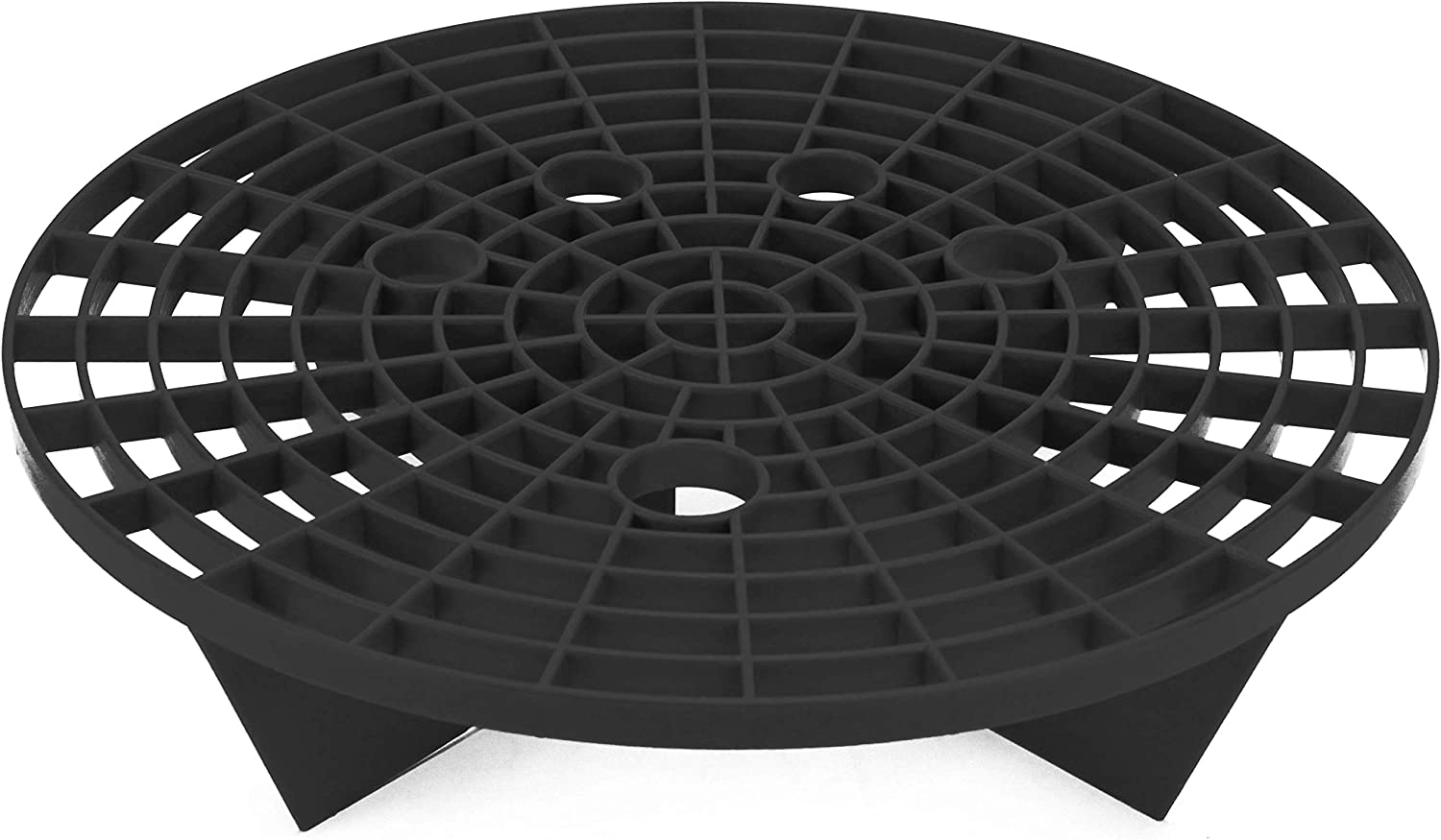 VIKING 923601 Bucket Insert Grit Trap, Black