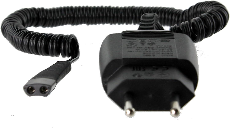 Cable de carga para afeitadora eléctrica BRAUN Series 5 565cc 570s ...