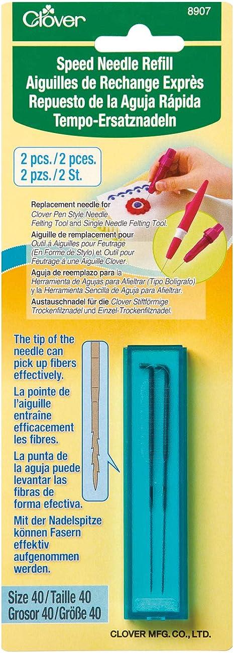 Clover 507079 Pen Style Needle Felting Tool