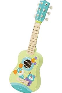 Trudi Peluche Guitarra Color Verde 82983