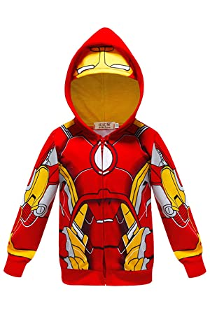 RedJade Iron Man Tony Stark Uniforme Jumpsuit En General Bodysuit ...