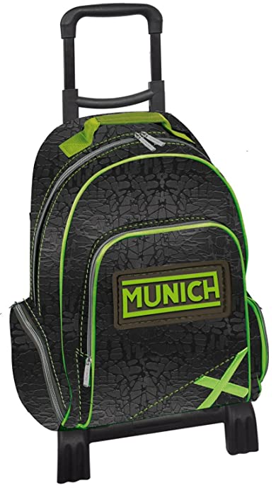 Copywritte Munich Relieve Mochila Carro, Color Negro: Amazon.es: Zapatos y complementos