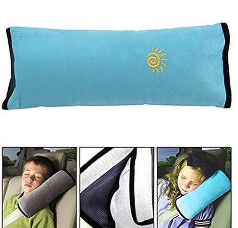 Cojín de cinturón de seguridad de niño-soporte-cuello-y-apoyo para