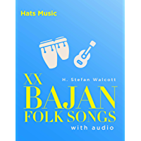 XX Bajan Folk Songs with Audio book cover