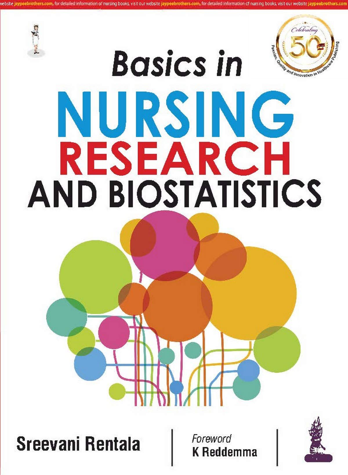 Buy Basics In Nursing Research and Biostatistics Book Online at Low