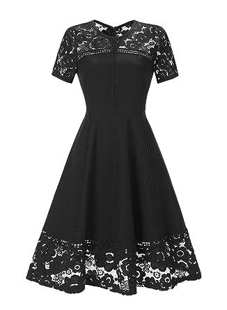 Vintage Lace Cocktail Dresses