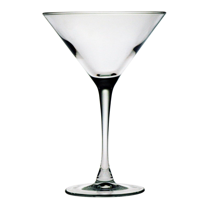 Susquehanna Glass Martini Glasses, Set of 4, 7.5 Ounces AMZ-6425-00-4