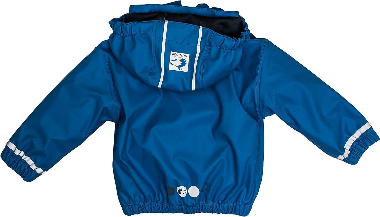 SALT AND PEPPER Baby-Jungen Jacket Rb B Boys Uni Regenjacke