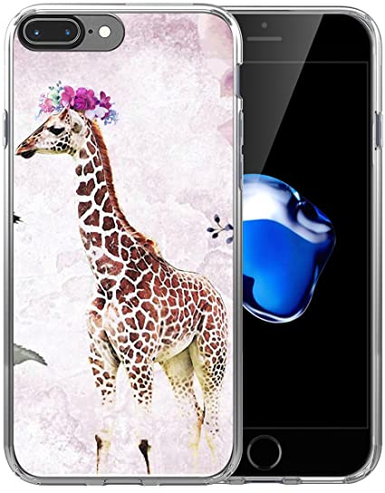 iphone 8 plus giraffe case