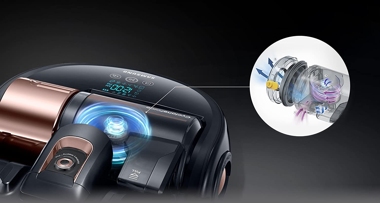 Samsung POWERbot R9350 Turbo Robot Vacuum Cleaner