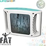 FAT FREEZER Premium Body Fat Removal Non-Surgical Fat Reduction & Body Sculpting Device For Men & Women Toned Muscle Build Accelerator - Workout Pack