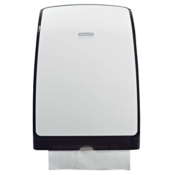 "Scott Control MOD Slimfold Folded Paper Towel Dispenser (34830), 9.83"" x 2.8"""